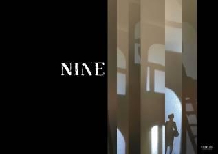 NINE.